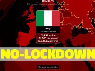 Scongiurare lockdown da covid e chiusura scuola, lo ha detto Ricciardi