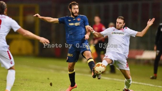 Perugia Calcio batte, al Curi, la Vis Pesaro, 2 a 1 risultato finale