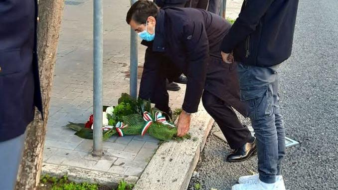 Cesare Mazzieri: ricordato oggi un poliziotto morto a Terni