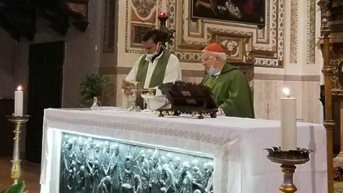 Riaperta chiesa del Gesù con il suo nuovo rettore, don Mauro Angelini