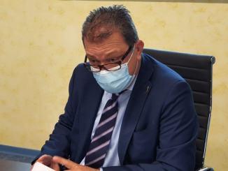 Assessore Sanità Umbria, Luca Coletto, mancano vaccini Covid