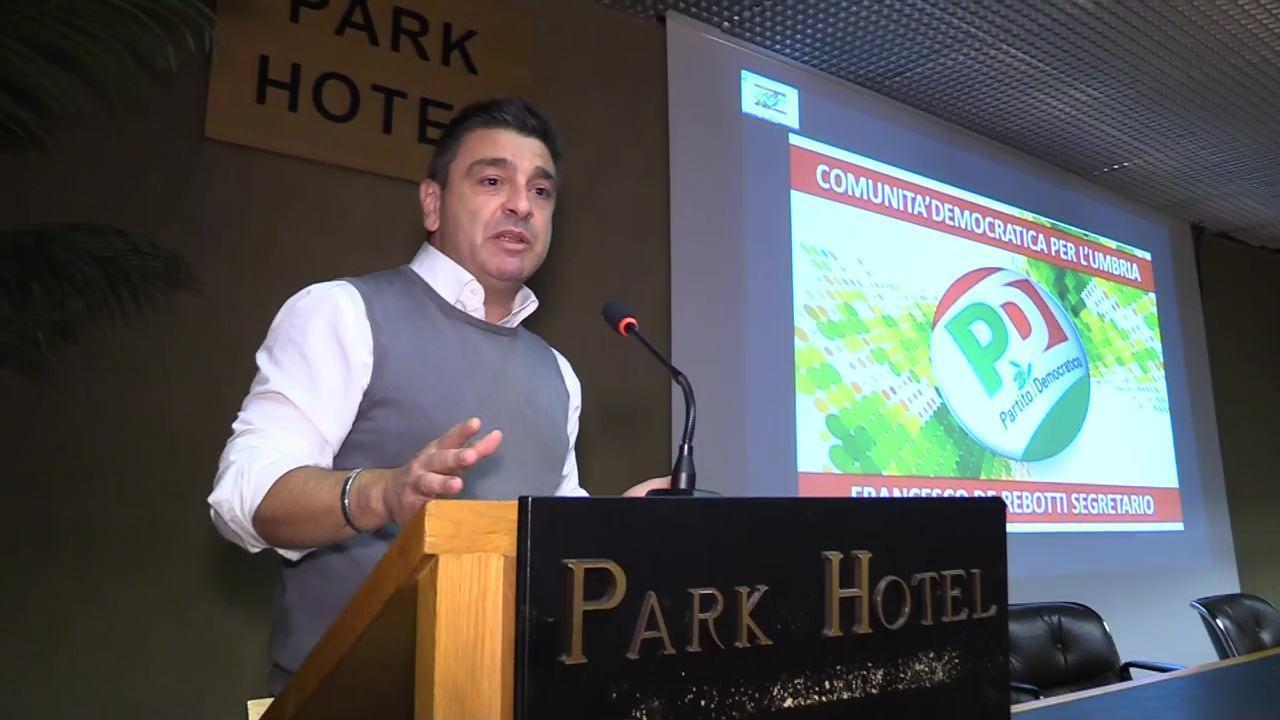 Narni, sindaco De Rebotti commenta assoluzioni castello di San Girolamo