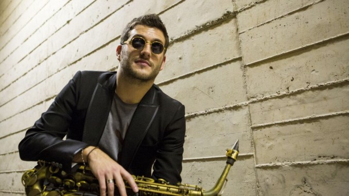 Francesco Cafiso, venerdì 9 ottobre al Jazz Club Perugia