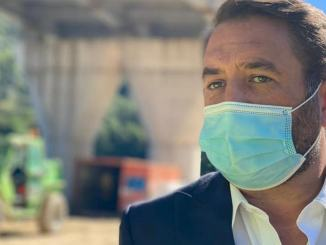 Covid-19, l'appello del viceministro Giancarlo Cancelleri, oggi a Terni