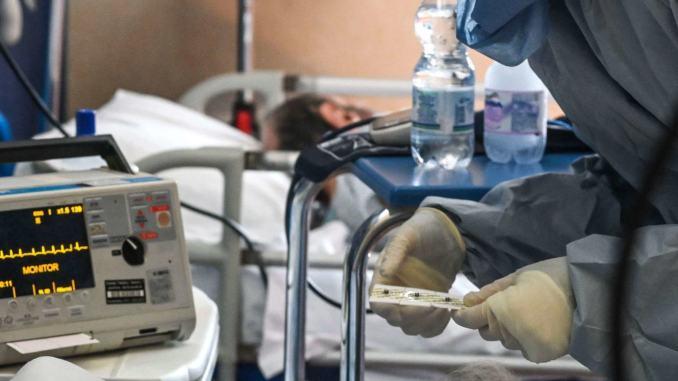 Covid: in Umbria in una settimana +86 per cento in rianimazione