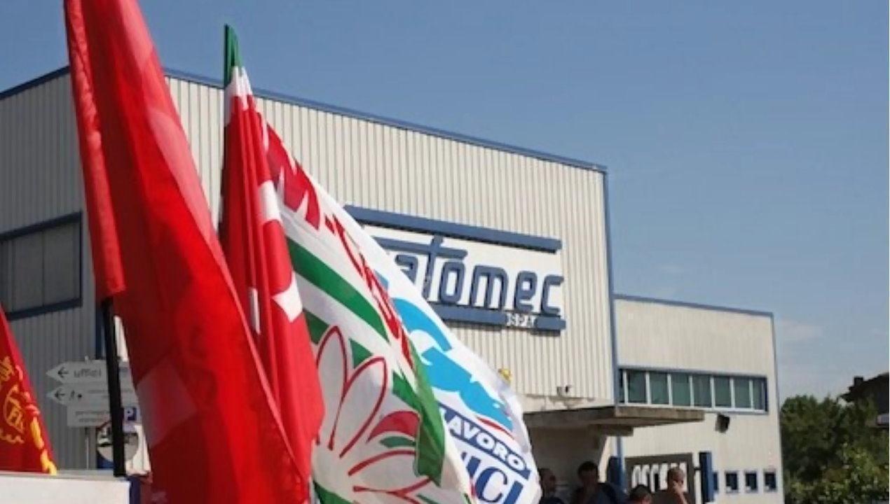 Trafomec: partito il confronto, domani assemblea con i lavoratori