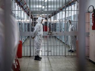 Istituita task force covid regionale per le carceri, nel pomeriggio prima riunione