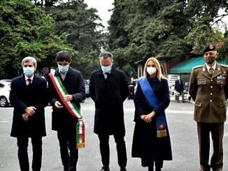 Epoca covid, Perugia commemorazione defunti, in forma privata