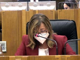 Donatella Tesei in Assemblea, comunicazioni su emergenza covid