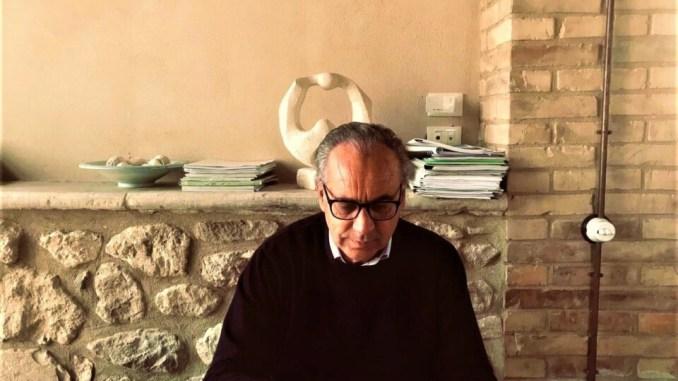 Positivo al Covid Legnini, commissario per la ricostruzione