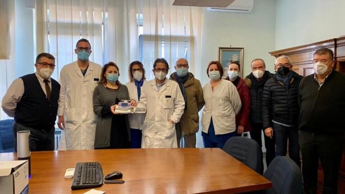 Nuove donazioni all'Azienda Ospedaliera Santa Maria di Terni