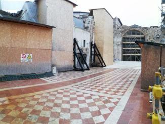 Messa in sicurezza la Basilica di Norcia soprintendenza annuncia lavori conclusi