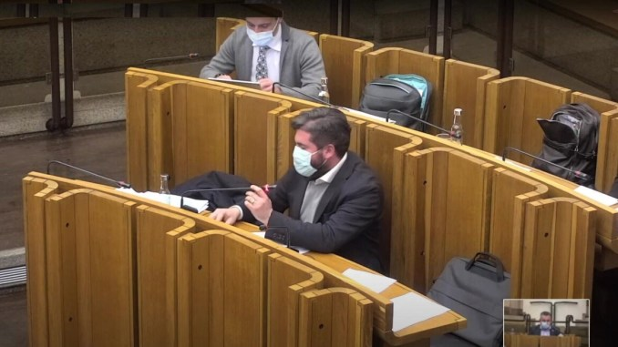 De Luca necessaria la presenza della Tesei all'audizione in Commissione