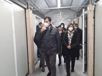 Incursioni non autorizzate ospedale da campo, Lega striglia consiglieri Pd