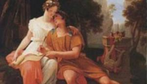✍ I Racconti di Elio - L'amore tra Cinzia e Sesto Properzio relazione complicata ma indissolubile
