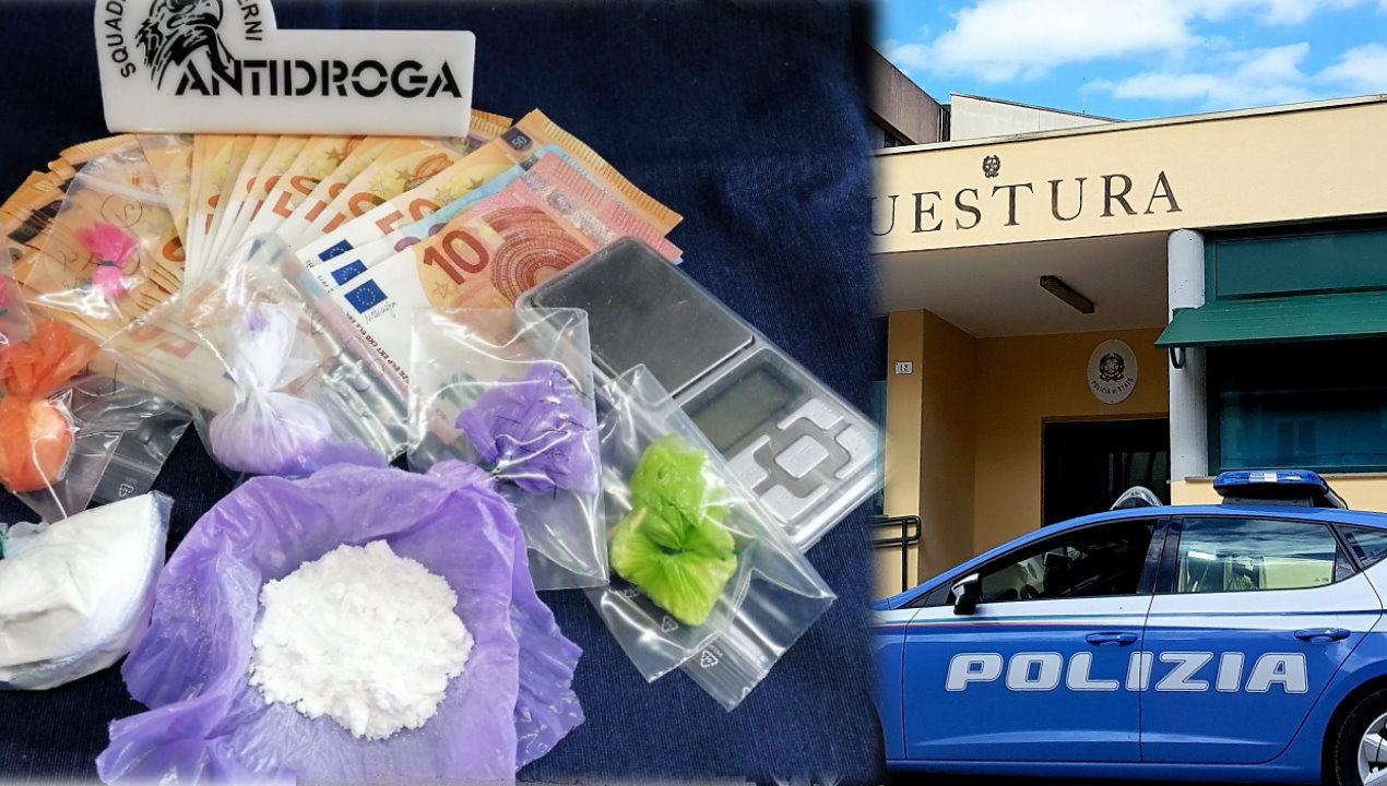 Contrasto allo spaccio, arrestato 35enne operaio, aveva 6 involucri di cocaina
