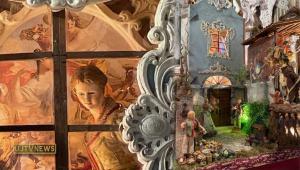 ✍ I racconti - Nonostante pandemia e suoi divieti grande successo per presepe Barocco