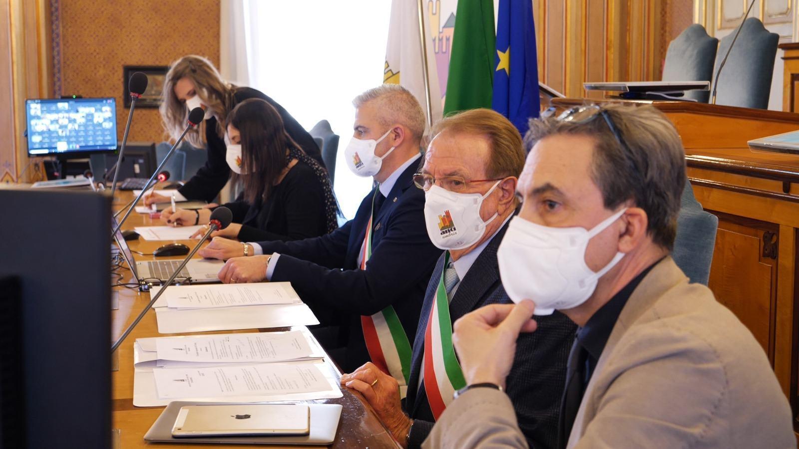 ANCI Umbria, Toniaccini eletto all'unanimità durante l'Assemblea Congressuale