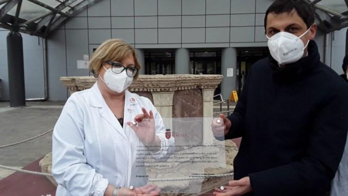 Azienda Ospedaliera Perugia aderisce a Giornata nazionale camici bianchi