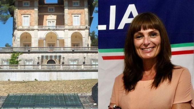 La battaglia di Villalago, a Terni, e la consigliera di Fratelli d'Italia, Monia Santini