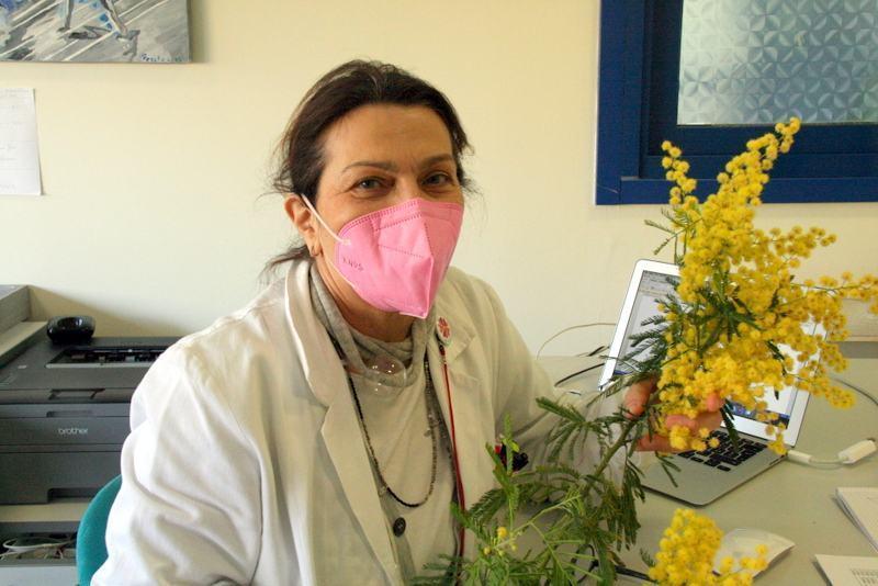 La giornata dell'8 marzo all'Ospedale di Perugia 📸 🔴Foto e video
