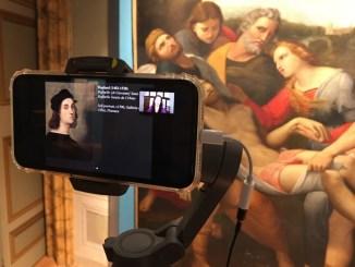 Dalla National Gallery di Londra in viaggio per Raffaello in Umbria