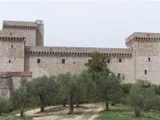 Narni: Gal Ternano finanzia progetto miglioramento Rocca Albornoz
