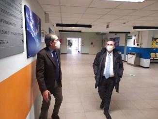 Terni, apre nuovo punto vaccinale nella palestra dell'istituto Casagrande