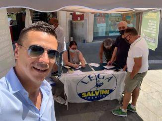 Lega, riprende in Umbria la campagna tesseramento