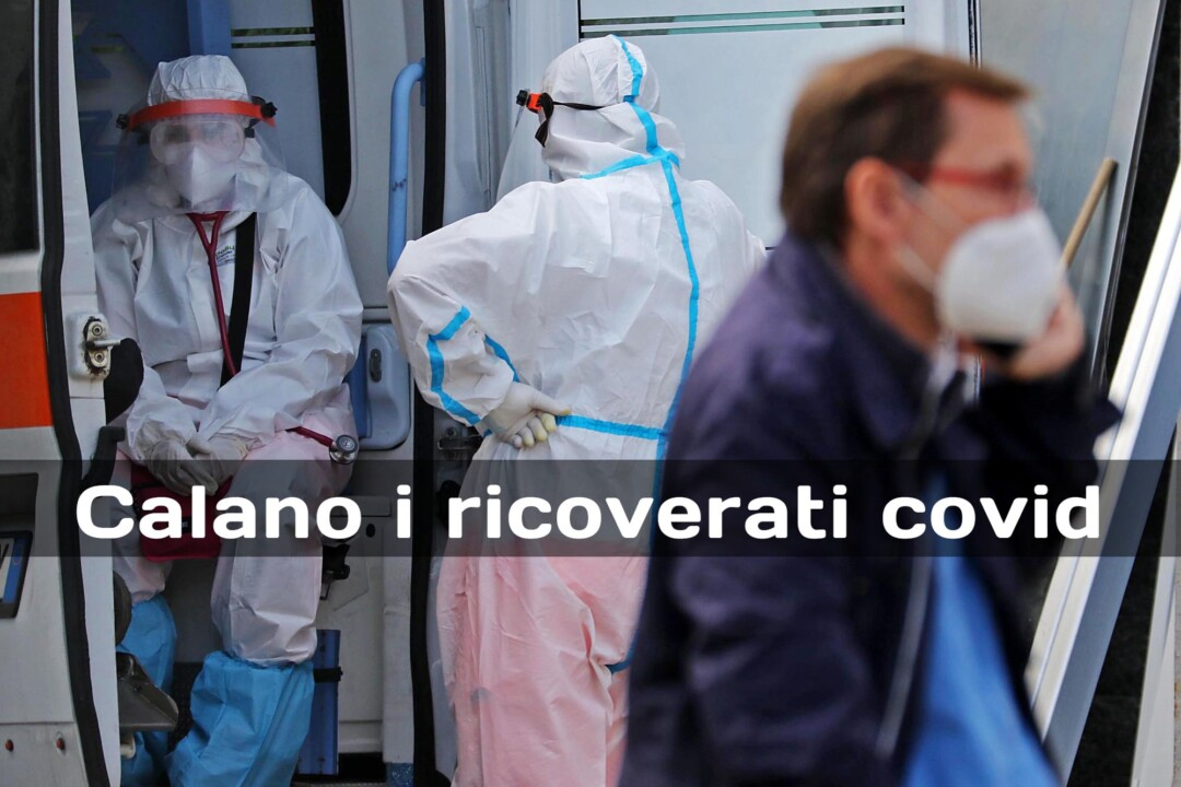 Ancora in calo ricoverati causa Covid negli in ospedali dell'Umbria