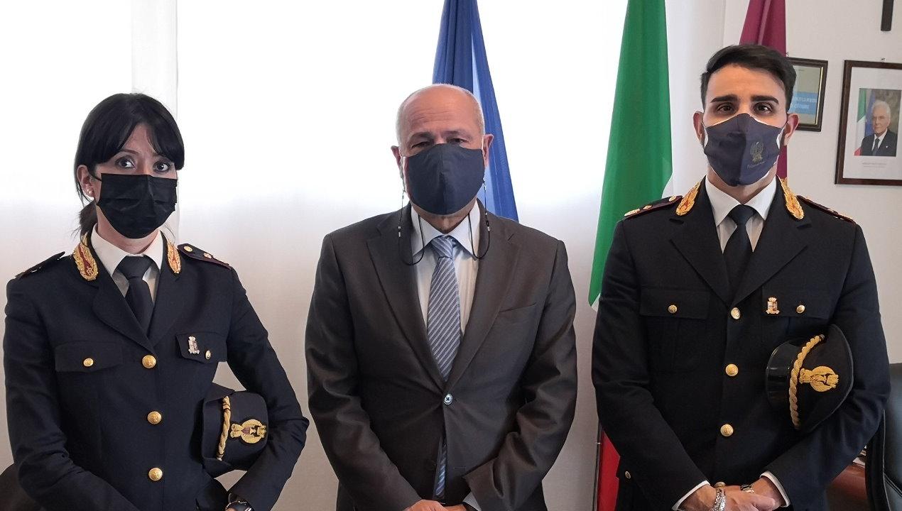 Due nuovi commissari sono: Zelica Vincenza Ferrauto e Roberto Conti