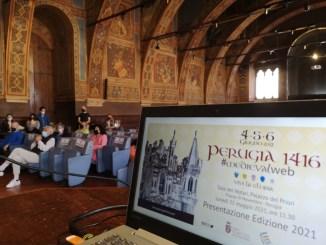 Perugia 1416 svela il programma dell'edizione 2021, versione #medievalWeb