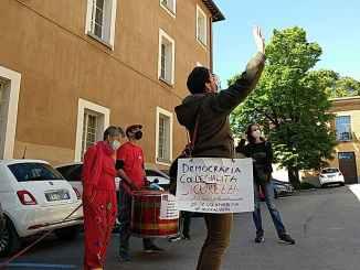 Liceo musicale Mariotti, Iunti chiama Valoroso, quasi un'ora di colloquio