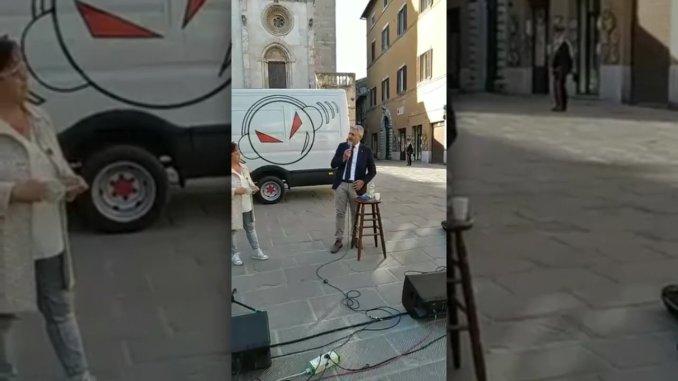 No Paura Day, un flop? Contano i contenuti, Valerio Mancini no vax? E' polemica