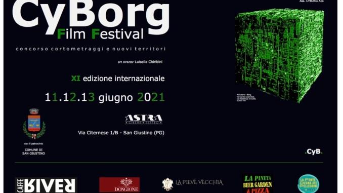 CyBorg Film Festival, in arrivo a San Giustino la XI edizione internazionale