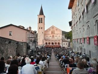 Festival dei Due Mondi Spoleto, il più antico d'Italia, arriva alla 64° edizione