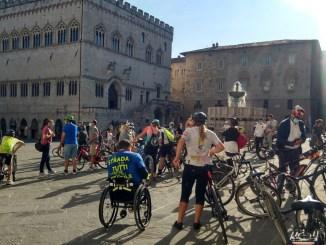 Giornata mondiale della bicicletta Perugia partecipa a iniziativa della ONU