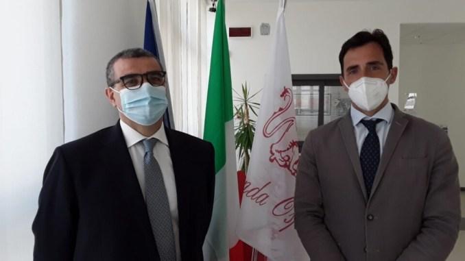 Nuovo Direttore sanitario Azienda Ospedaliera Perugia De Filippis