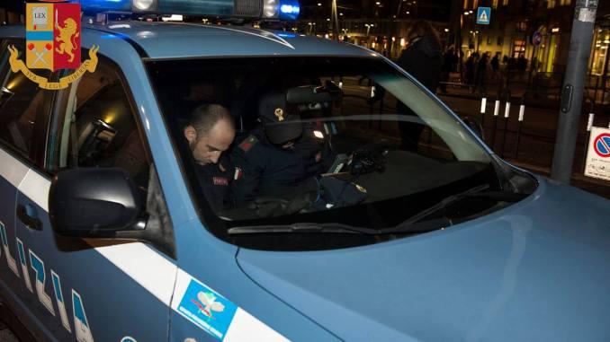 Daspo urbano aggravato dopo che ha dato di matto in un bar a Terni