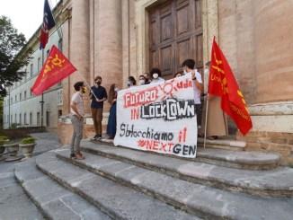 16 giugno, futuro in lockdown, sblocchiamo next generation, Udu si mobilita