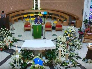 Terni dà l'addio a Lorenzo Scorteccia, funerali a Santa Maria della Misericordia a Borgo Bovio