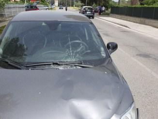 Ha riportato fratture la ragazza investita da un'auto a Petrignano