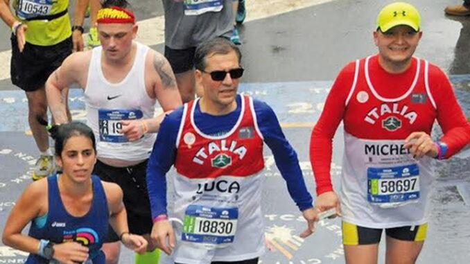 """Serse Cosmi, 12 giugno, presenta libro """"Corriamoci sopra"""" del maratoneta Luca Aiello"""