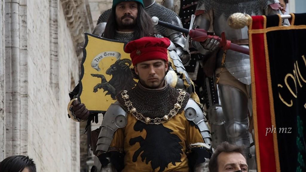 Perugia 1416, Palio 2021 assegnato ai commercianti della città