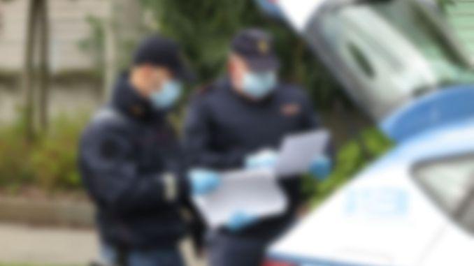 Agenti infettati, protesta Siulp davanti Commissariato di Città di Castello