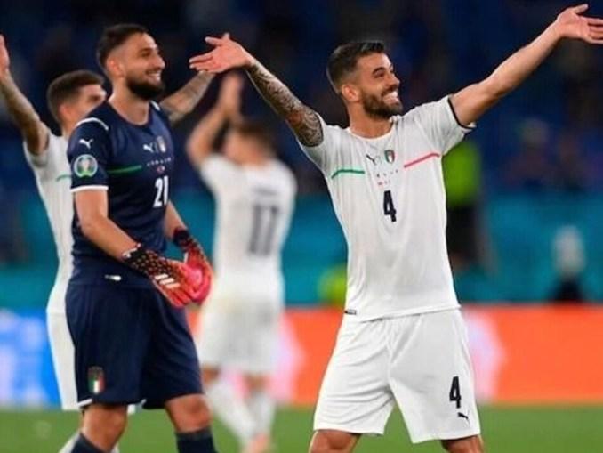 Nel successo dell'Italia sulla Turchia brilla, più di tutti, l'umbro Spinazzola