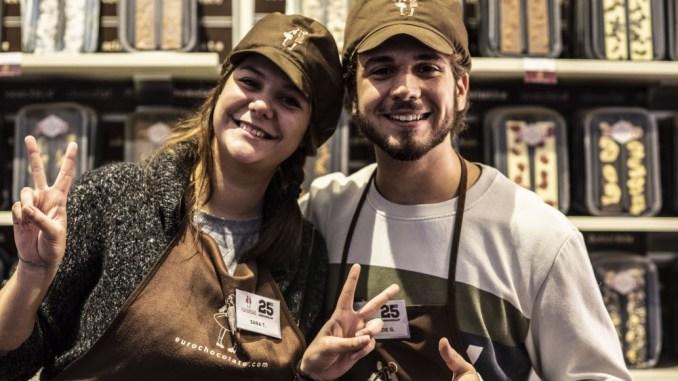 Eurochocolate 2021, aperte le selezioni per 300 collaboratori