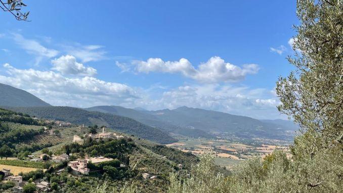 Castello di Campello sul Clitunno (Pg)