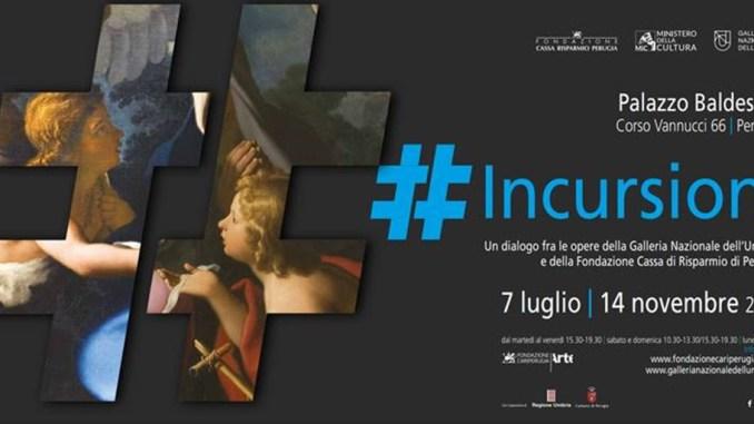 #Incursioni, un dialogo fra le opere della Galleria Nazionale dell'Umbria