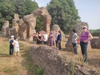Pro Ponte in trasferta a Otricoli gemellaggio tra Velimna e Legio XVI Flavia